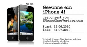 iphone4spiel - SEO-Contest
