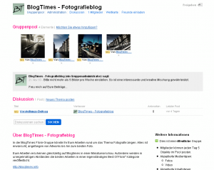 BlogTimes goes Flickr