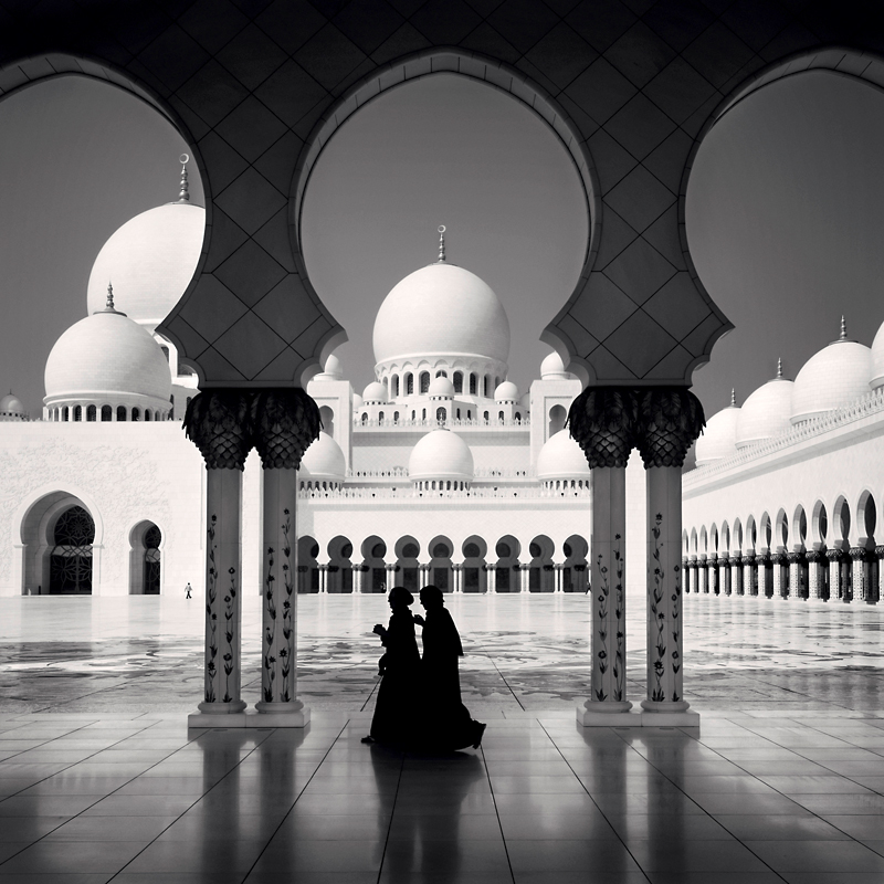 Sheikh Zayed Mosque,#544 U.A.E.2011