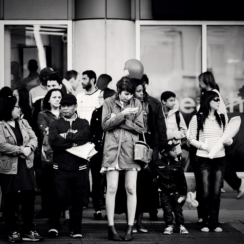 Toronto Streetlife by Ronny Ritschel