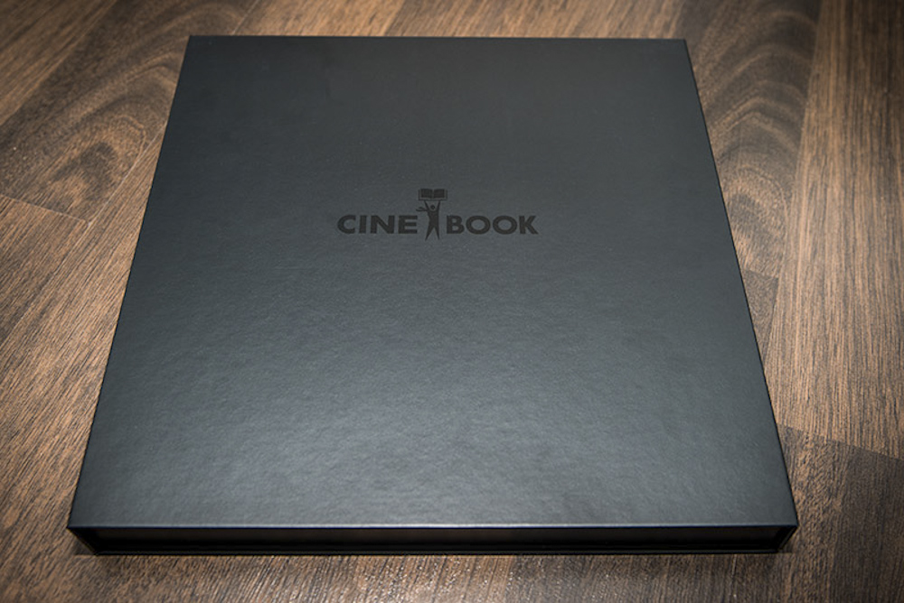 Cinebook - Photobuch