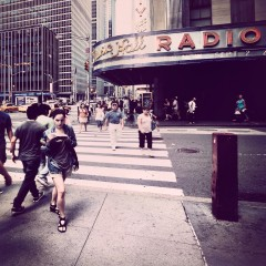 Radio City Music Hall - NYC,* 652 -  USA 2012