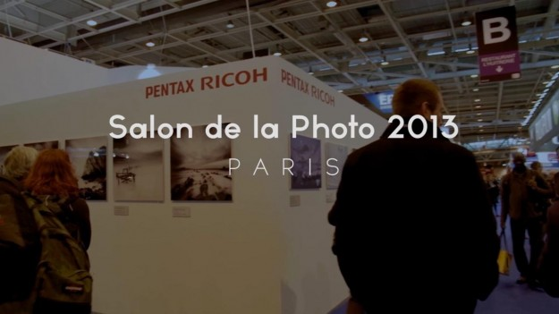 Salon de la Photo 2013 - PENTAX