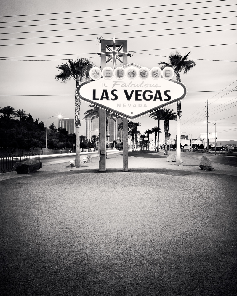 [Las Vegas - Welcome],4x5-007 - USA 2013