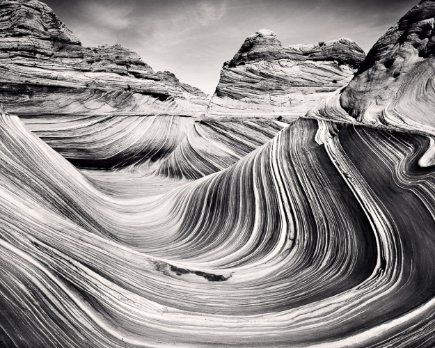 [The Wave - Coyote Buttes],4x5 - USA