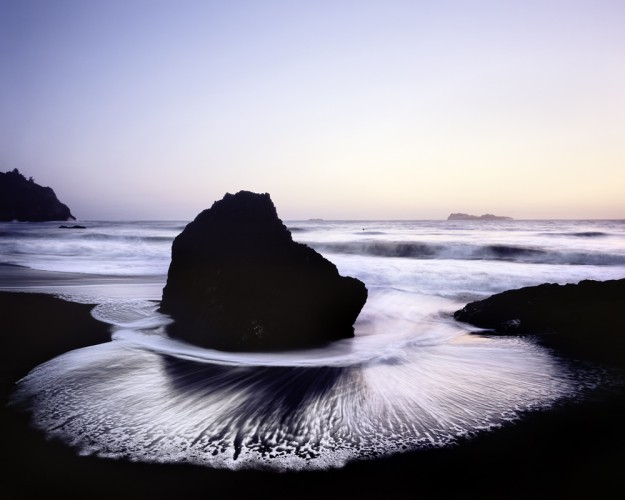 Trinidad-Beach---California-,4x5-013-USA2013