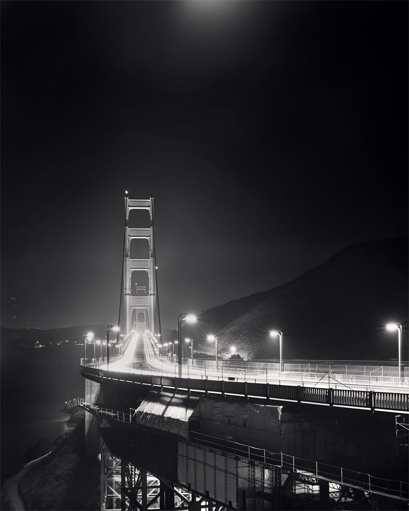The Gate - San Fransisco,*4x5 - 018 - USA 2013